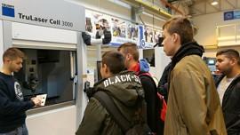 foto Exkurzia na TUKE - Prototypové a inovačné centrum
