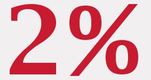 Venujte 2% dane)